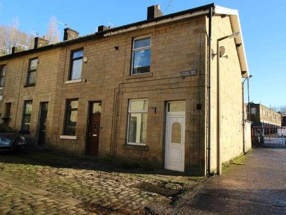 3 Bedrooms End Of Terrace House for sale in Lumn Street, Bury