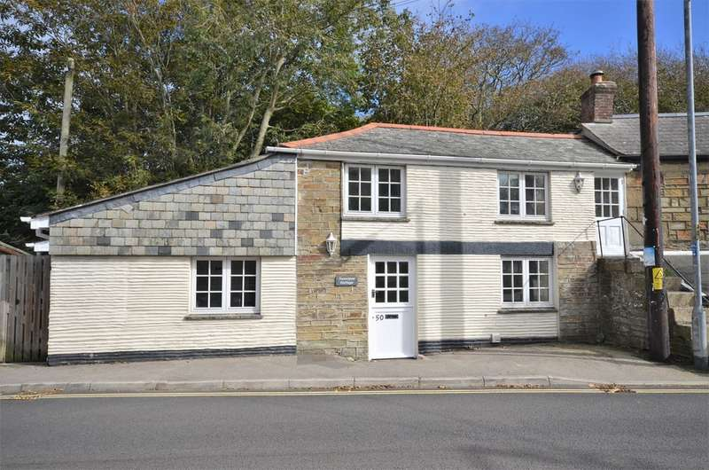 2 Bedrooms Semi Detached House for sale in Vicarage Road, St. Agnes, Cornwall