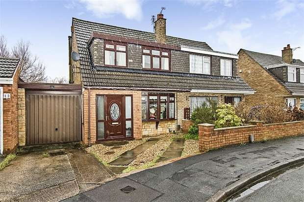 3 Bedrooms Semi Detached House for sale in Duncansby Crescent, Great Sankey, Warrington, Cheshire