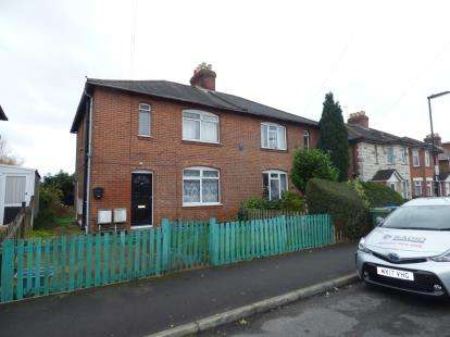 3 Bedrooms Semi Detached House for sale in Swaythling, Southampton, Hampshire