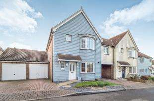 3 Bedrooms Link Detached House for sale in Coe's Green, Chattenden, Rochester, Kent