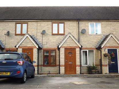2 Bedrooms Terraced House for sale in Howells Place, Mastin Moor, Chesterfield, Derbyshire