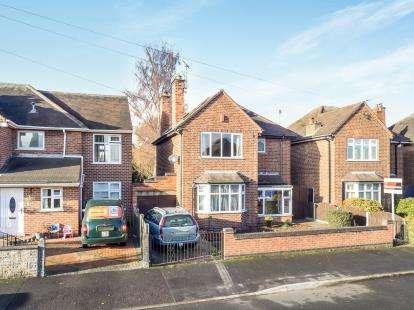 3 Bedrooms Detached House for sale in Aylestone Drive, Aspley, Nottingham, Nottinghamshire