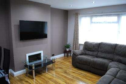 2 Bedrooms Maisonette Flat for sale in Princes Close, Kingsbury, London, Uk