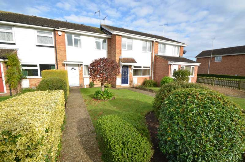 2 Bedrooms Terraced House for sale in Pegasus Road, Leighton Buzzard