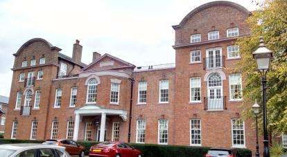 1 Bedroom Flat for sale in Building, City Walls Road, Chester, Cheshire, CH1
