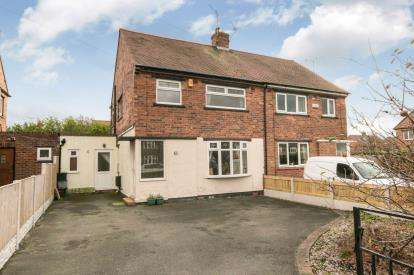 4 Bedrooms Semi Detached House for sale in Hoole Lane, Hoole, Chester, Cheshire, CH2