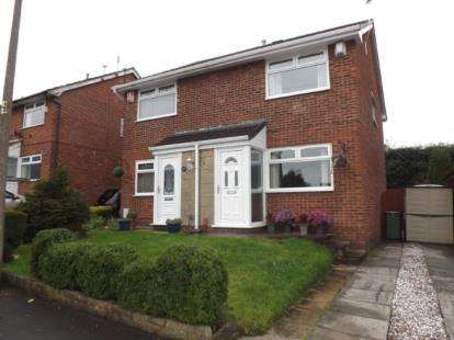 2 Bedrooms Semi Detached House for sale in Truro Close, St. Helens, Merseyside, WA11
