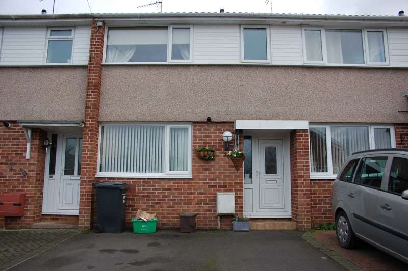3 Bedrooms Terraced House for sale in Glen Drive, Taunton