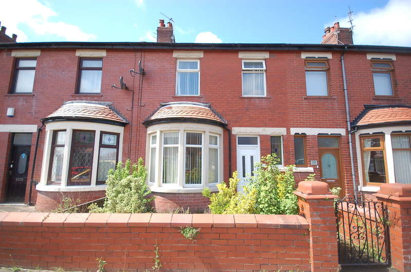 3 Bedrooms Terraced House for sale in Sunnyhurst Avenue, Blackpool