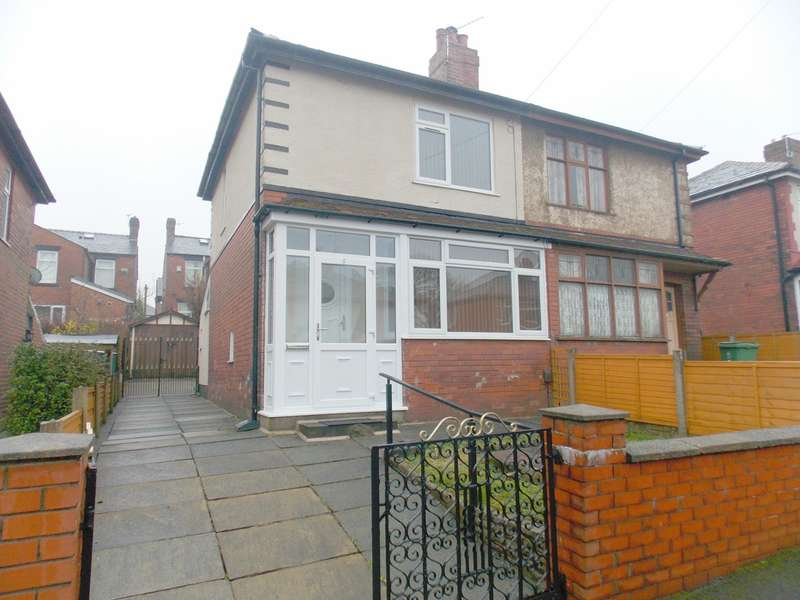 2 Bedrooms Semi Detached House for sale in Whiteland Avenue, Bolton, BL3