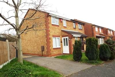 2 Bedrooms House for rent in Sherbourne Drive, Burton On Trent,