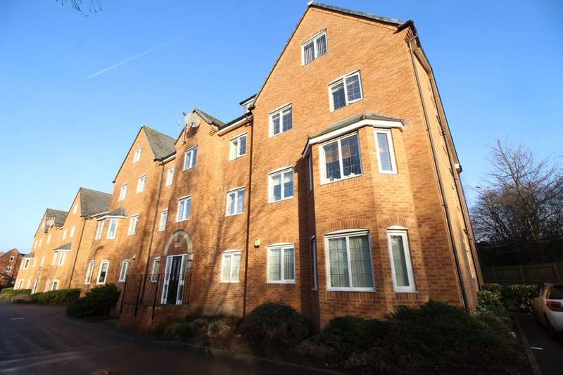 2 Bedrooms Flat for sale in Lapwing View, Horbury, Wakefield, WF4