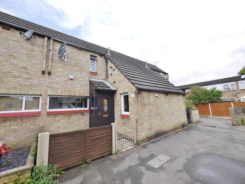 2 Bedrooms Terraced House for rent in Broomfields Court, Basildon