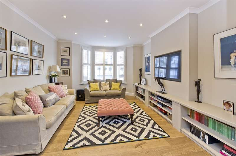 4 Bedrooms Terraced House for sale in Benbow Road, Hammersmith