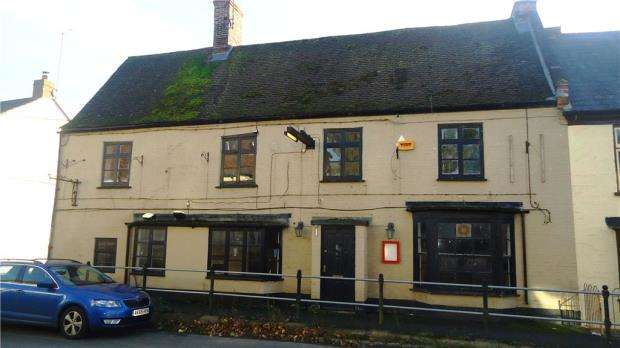4 Bedrooms Plot Commercial for sale in The Crown, Main Street, Tingewick