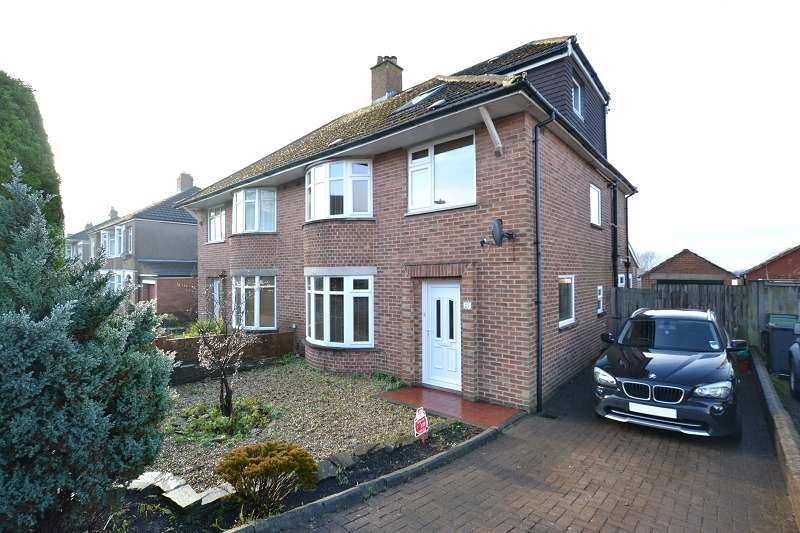 4 Bedrooms Semi Detached House for sale in Everest Avenue, Llanishen, Cardiff. CF14 5AP