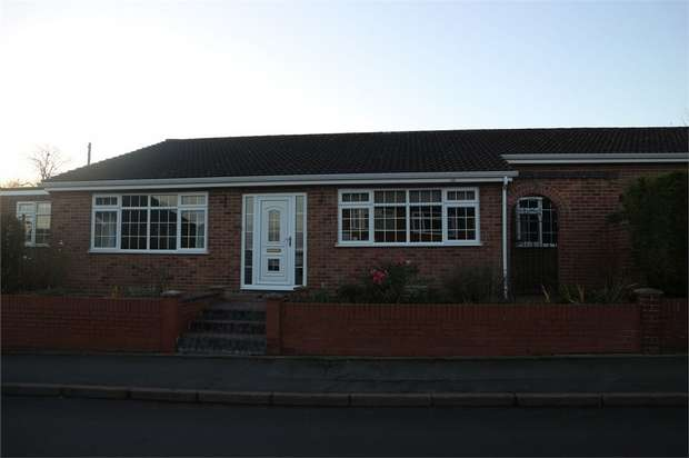 4 Bedrooms Detached Bungalow for sale in Lynton Road, Melton Mowbray, Leicestershire
