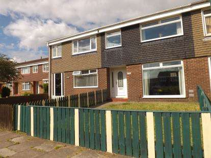 3 Bedrooms Terraced House for sale in Durham Drive, Jarrow, Tyne and Wear, NE32