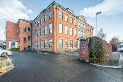 2 Bedrooms Flat for sale in Barbourne Works, Northwick Avenue, Northwick, Worcester