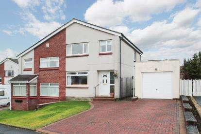 3 Bedrooms Semi Detached House for sale in Back O'Hill, Crosslee