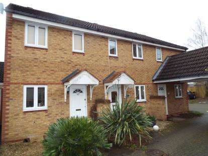 2 Bedrooms Terraced House for sale in Merganser Drive, Bicester, Oxfordshire