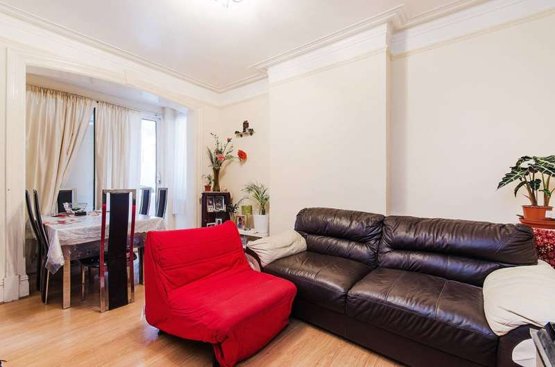 2 Bedrooms Maisonette Flat for sale in Chaplin Road, Wembley, HA0