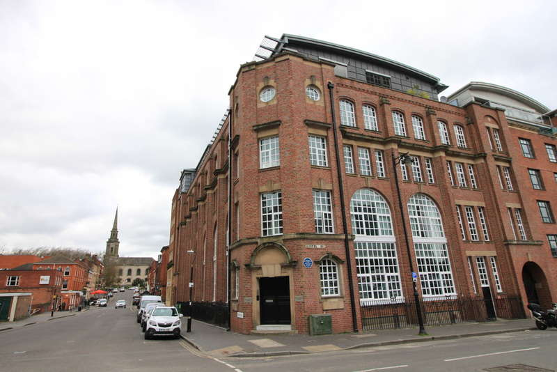 1 Bedroom Flat for sale in Ludgate Lofts, Birmingham