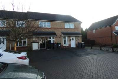 2 Bedrooms Town House for rent in Fisher Close, Sutton-in-Ashfield
