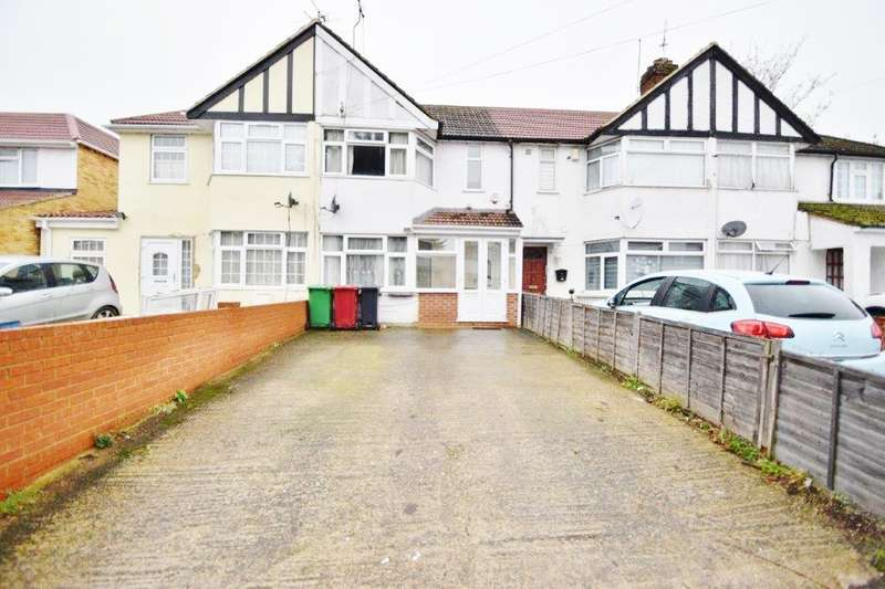 2 Bedrooms Terraced House for sale in Waterbeach Road, Slough, SL1