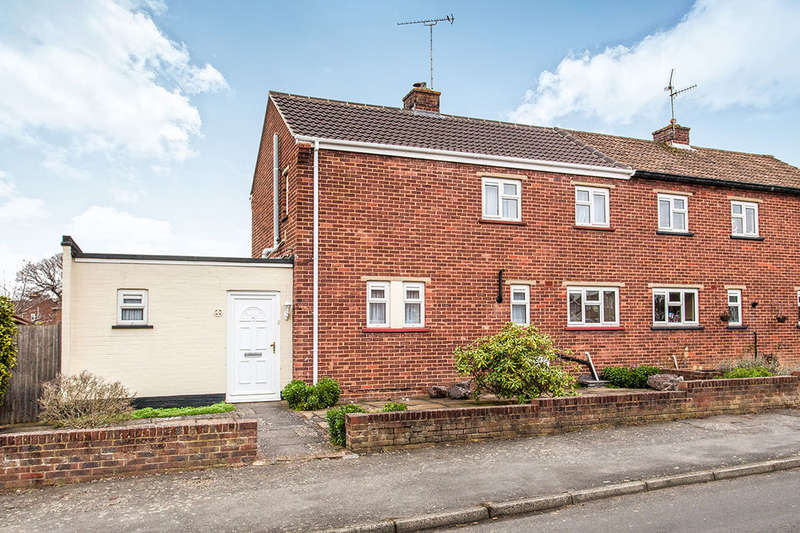 3 Bedrooms Semi Detached House for sale in Tutsham Way, Paddock Wood, Tonbridge, TN12