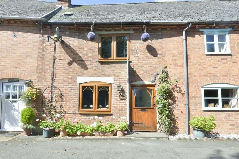 2 Bedrooms Cottage House for sale in Lower Street, Willoughby, Rugby, Warwickshire, CV23