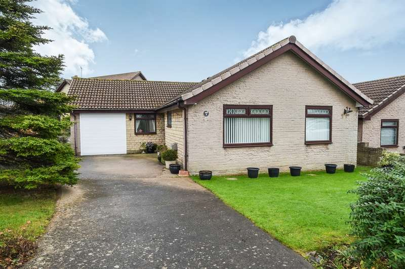 3 Bedrooms Detached Bungalow for sale in Despenser Road, Sully