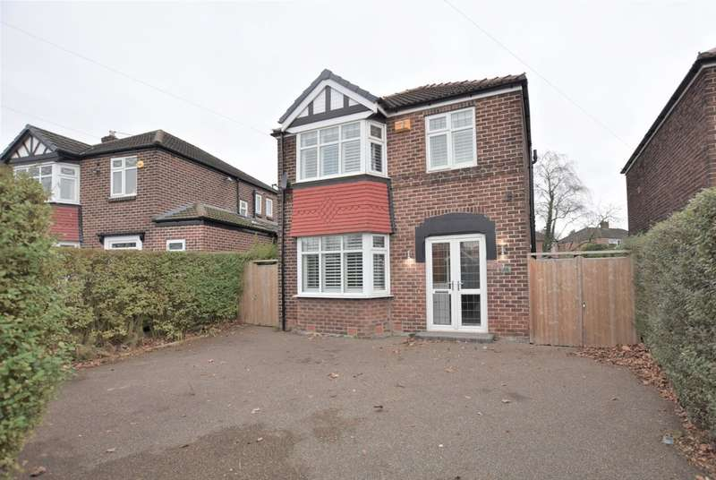 3 Bedrooms Detached House for sale in Ravenoak Road, Cheadle Hulme