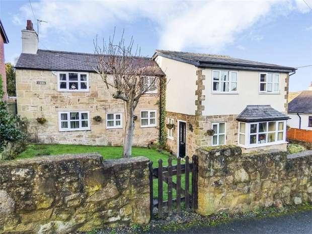 4 Bedrooms Cottage House for sale in Griffiths Road, Coedpoeth, Wrexham