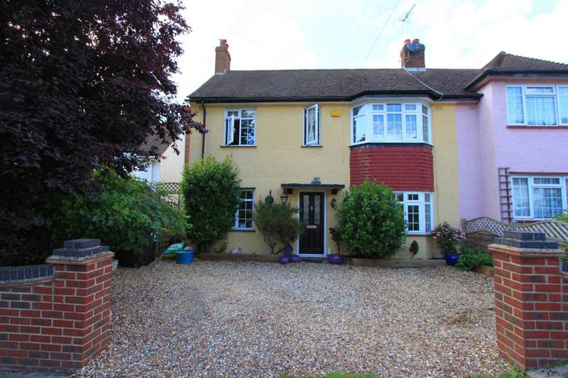 4 Bedrooms Semi Detached House for sale in Graylands Theydon Bois