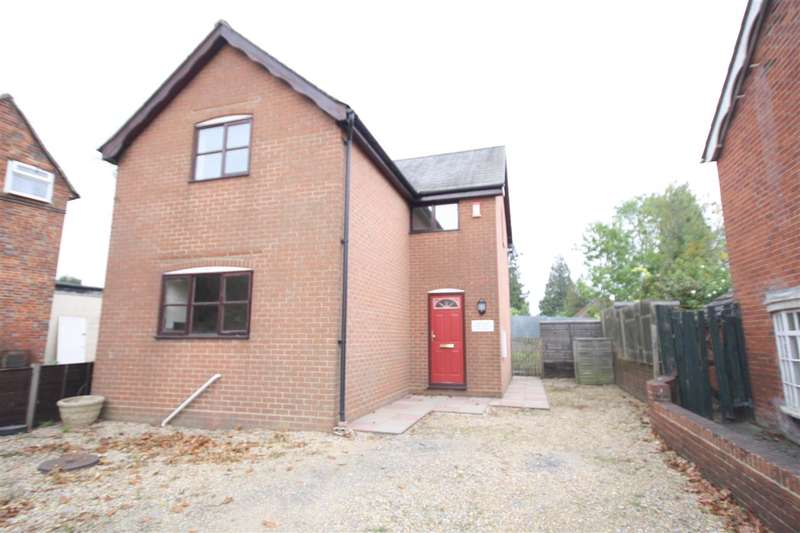 3 Bedrooms House for rent in The Old Post Office Cottage, Winchester Road, Wickham