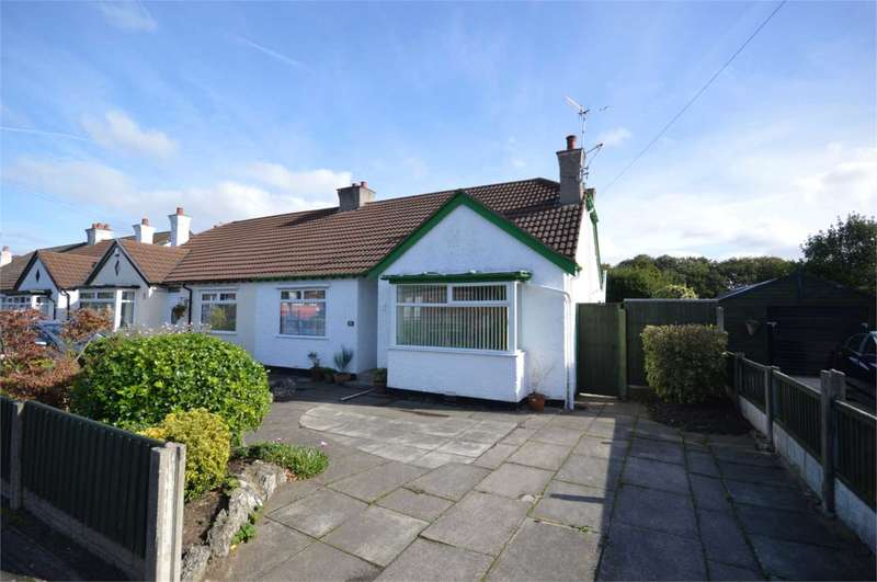 2 Bedrooms Bungalow for sale in Cross Lane, Bebington