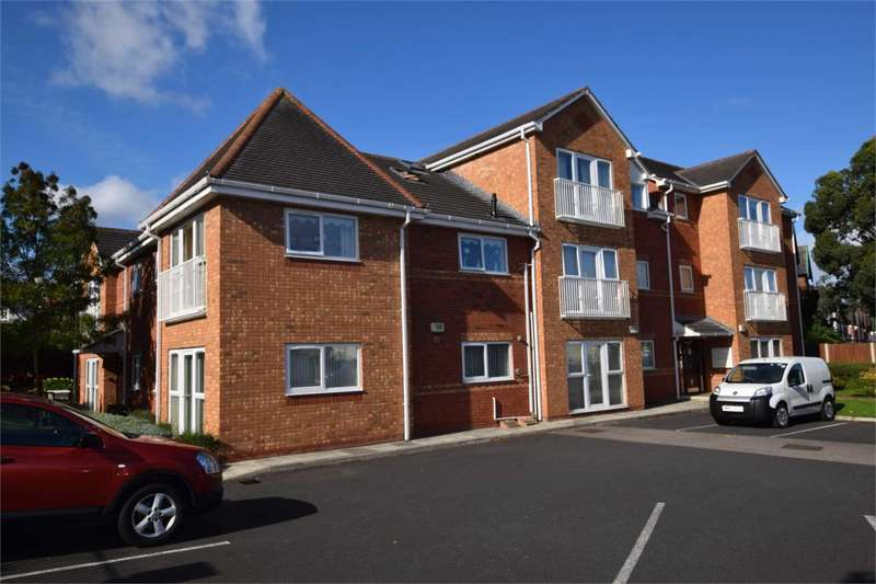 3 Bedrooms Apartment Flat for sale in Waterpark House, Storeton Road, Prenton
