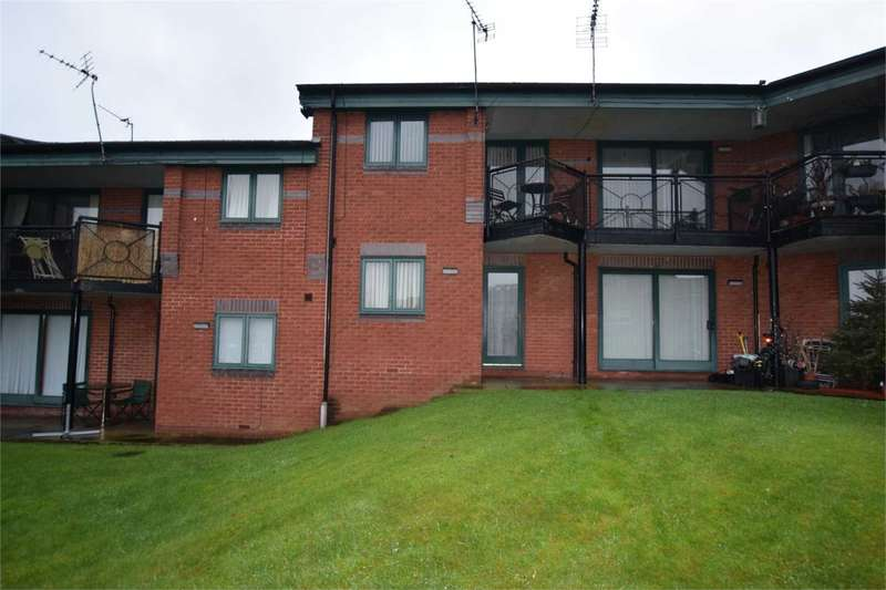 2 Bedrooms Terraced House for sale in Priory Wharf, Birkenhead