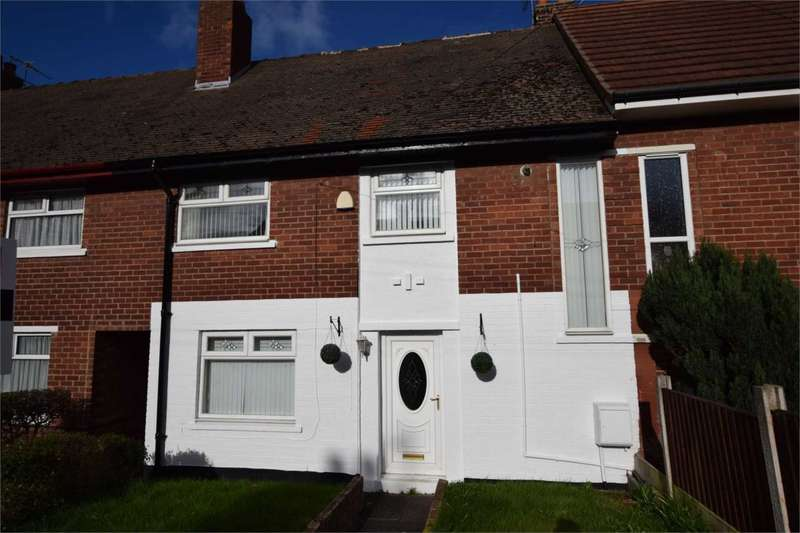 3 Bedrooms Terraced House for sale in Clee Hill Road, Prenton