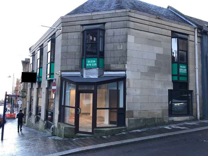 Office Commercial for rent in Vicar Street, Falkirk