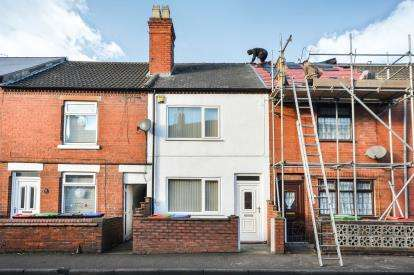 2 Bedrooms Terraced House for sale in Dalestorth Street, Sutton-In-Ashfield, Nottinghamshire, Notts