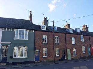3 Bedrooms Terraced House for sale in Western Road, Lewes, East Sussex