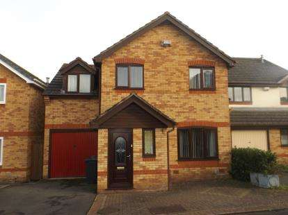 4 Bedrooms Detached House for sale in Bishops Gate, Birmingham, West Midlands