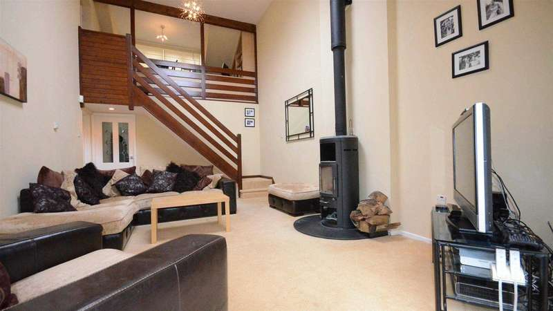 4 Bedrooms Detached House for sale in Hengrave Close, Lower Earley