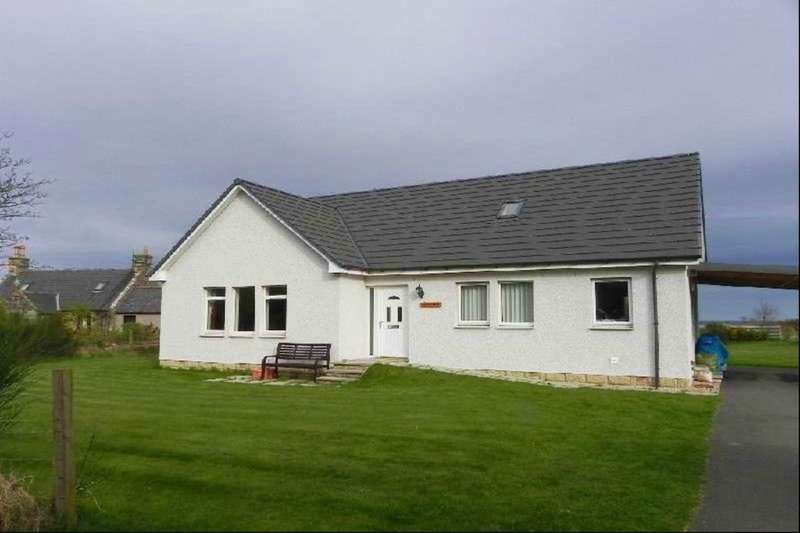 4 Bedrooms Detached House for rent in Slackend, Portgordon, Buckie, AB56