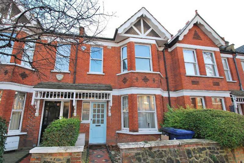 4 Bedrooms Terraced House for sale in Overdale Road, Ealing, London, W5 4TT