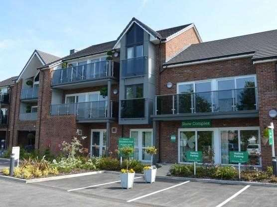 1 Bedroom Apartment Flat for sale in Coronation Court, Ormskirk, Lancashire