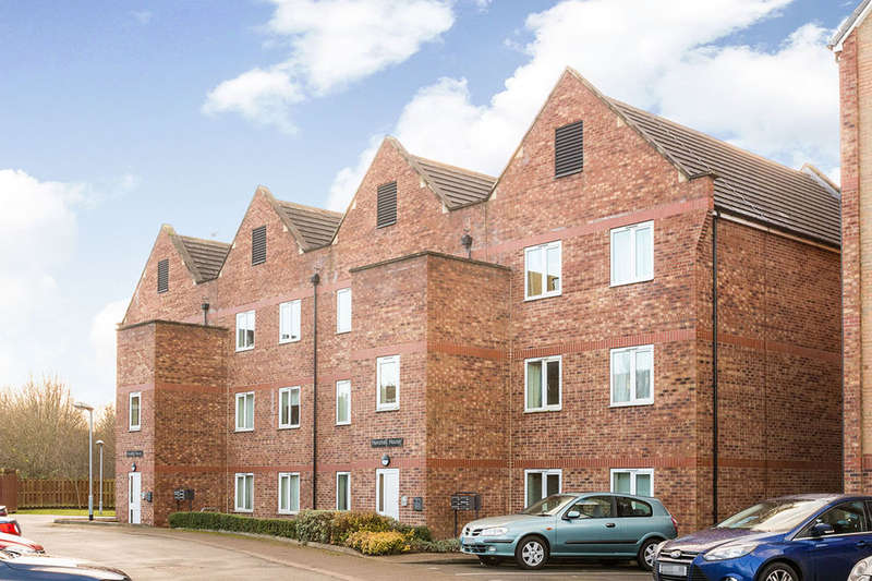 2 Bedrooms Flat for rent in Tapton Lock Hill, Chesterfield, S41